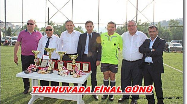 Amasya İl Derneği 9.Turnuvasında da  KUPALAR Sahiplerini Buldu.