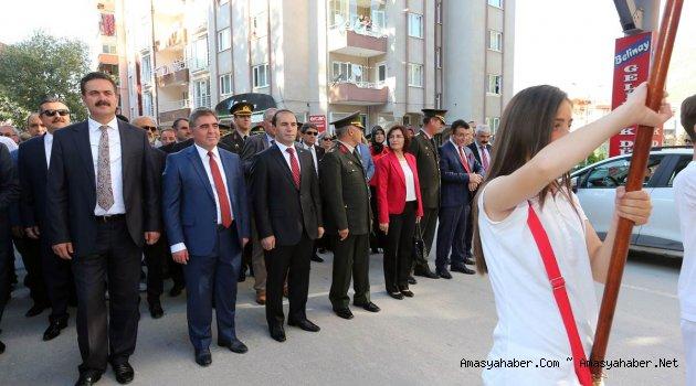 Amasya'mızın Onur Günü Kutlandı.