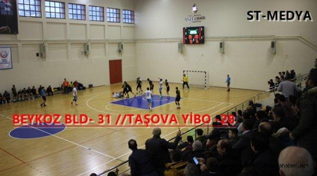 Beykoz Bld 31- Taşova Yibo 28