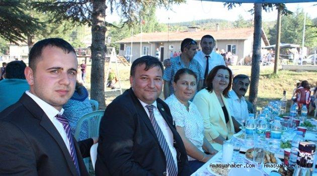 Çetmi Köyünde Mustafa Özarslan Konseri ve  Şenliği