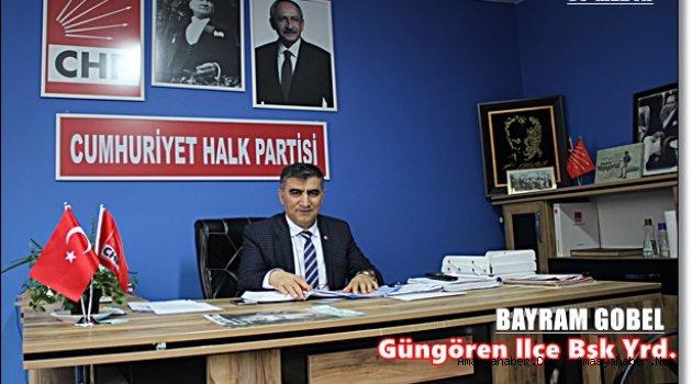İstanbul'daki Amasya'lı Değerlerimiz ''Bayram Gobel''