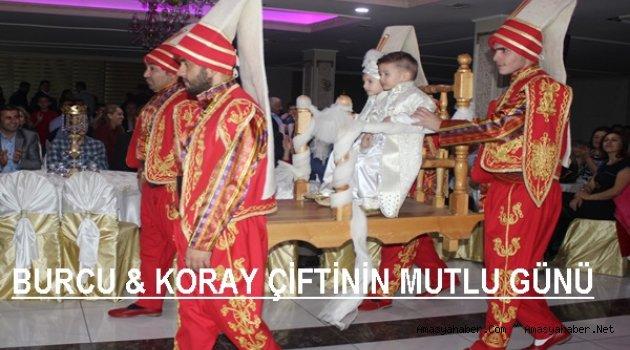 Muhteşem Sünnet Düğününde Koray Gobel'den  Prova