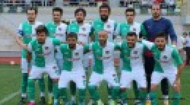Yeni Amasyaspor:2 Erbaaspor: 0