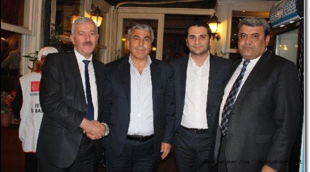 STK Temsilcileri CHP İkinci Bölge Milletvekili Adayları Yemekte Buluştu