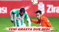 Yeni Amasya -Başakşehir Medipol 0-0
