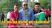 19 Mayıs Atatürk'ü Anma Gençlik ve Spor Bayramı Kutlama Mesajı