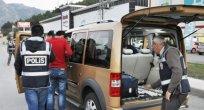 Amasya'da yılın son huzur operasyonu yapıldı