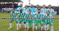 Amasya spor Lider namağlup yoluna devam ediyor