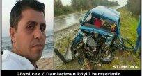 Arnavutköy'de Feci Kazada Hayatını Kaybetti.