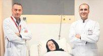Hamileyken kanseri alt etti
