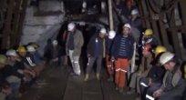 Maden İşçilerinin Protestosu