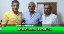 Yeni Amasya Spor'da GÖREV İSMAİL BATUR'UN